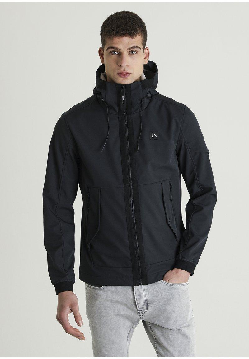 CHASIN' - SATURN  - Outdoor jacket - blue