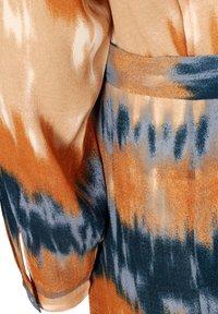 Zizzi - Shirt dress - dark blue - 4