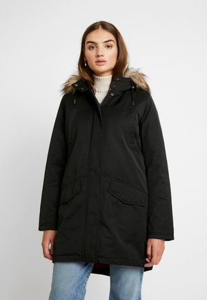 ONLSASHA TERESA LONG - Parka - black