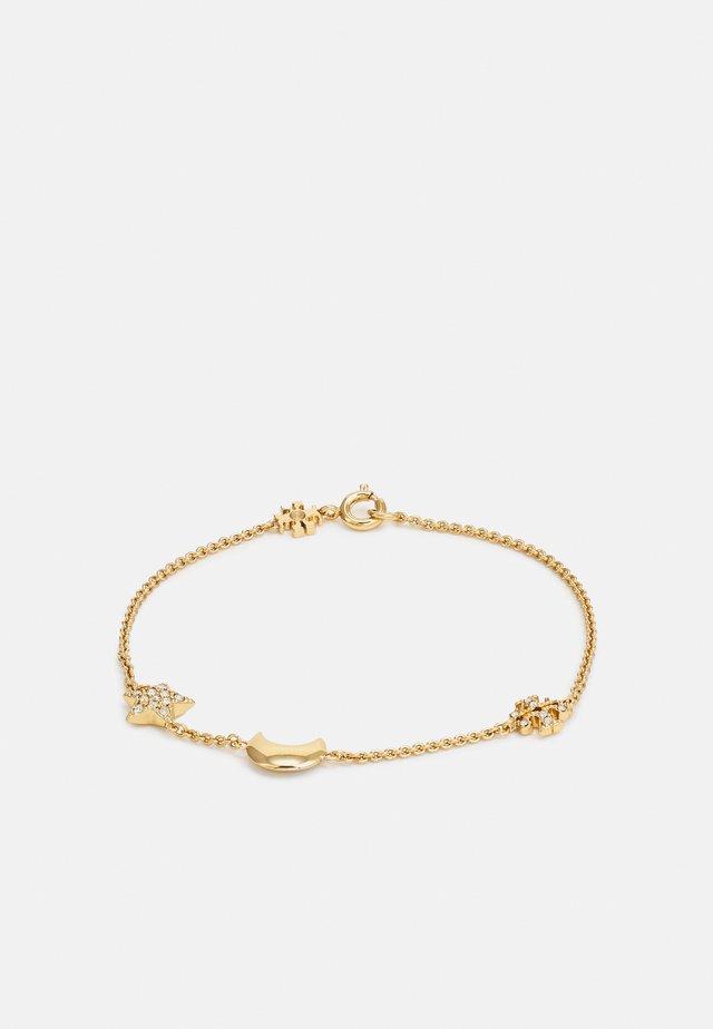 CELESTIAL PAVE BRACELET - Bracelet - gold-colouered