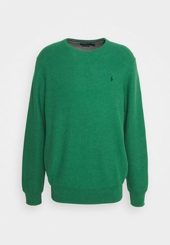 LONG SLEEVE - Maglione - potomac green