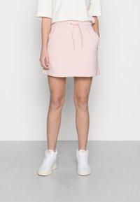 Puma - DOWNTOWN SKIRT - Mini skirt - lotus - 0