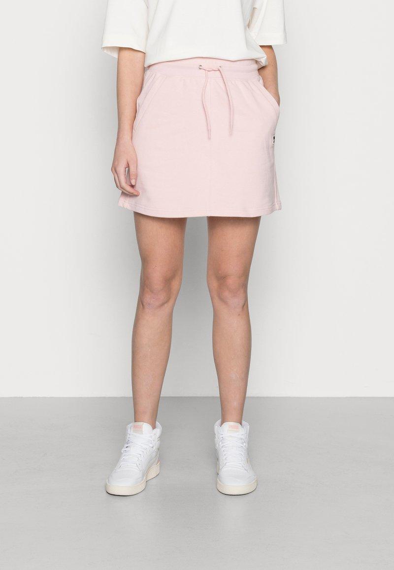 Puma - DOWNTOWN SKIRT - Mini skirt - lotus