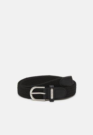 GISELLE ELASTIC BELT - Pásek - black