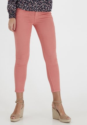 FRCAYELLOW - Jeans Skinny Fit - shell pink