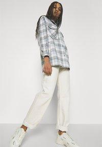 ONLY - ONLELLENE VALDA CHACKET - Summer jacket - cashmere blue/blue/pink - 3
