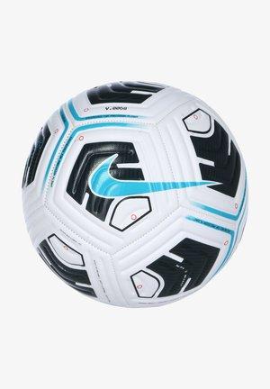 ACADEMY TEAM - Football - white / black / light blue fury
