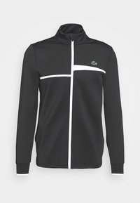 Lacoste Sport - TENNIS JACKET - Trainingsvest - black/white - 4