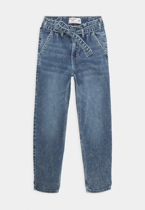 Relaxed fit jeans - medium wash