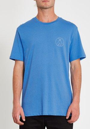 INNER STONE BSC SS - T-shirt print - ballpoint_blue