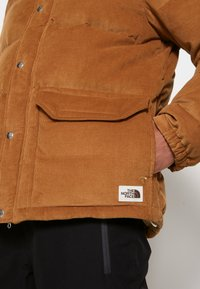 The North Face - SIERRA PARKA UTILIT - Down jacket - utility brown - 7