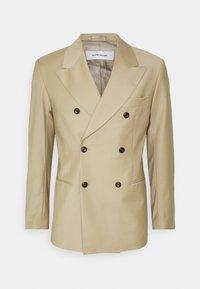 Martin Asbjørn - KEN - Suit jacket - sand - 0