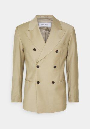 KEN - Suit jacket - sand