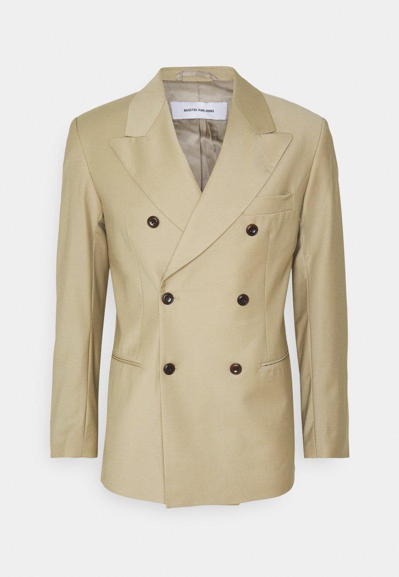 Martin Asbjørn - KEN - Suit jacket - sand