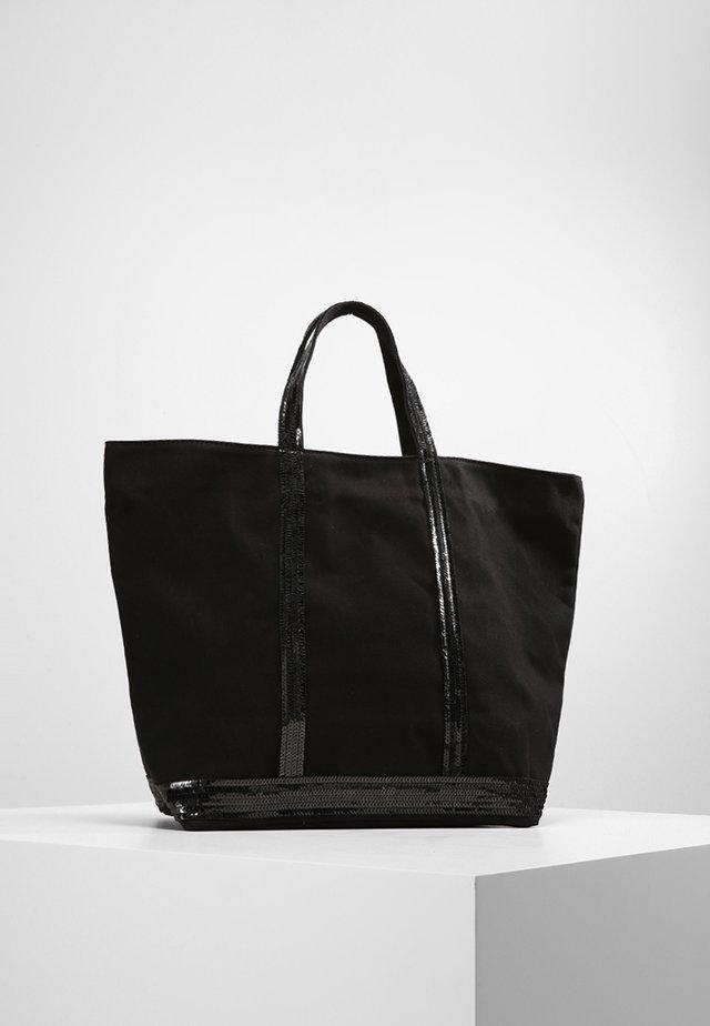 CABAS MOYEN - Shoppingveske - noir