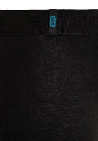 Schiesser - 95/5 LANG - Base layer - schwarz - 2