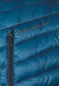 Black Diamond - APPROACH HOODY - Gewatteerde jas - astral blue - 2