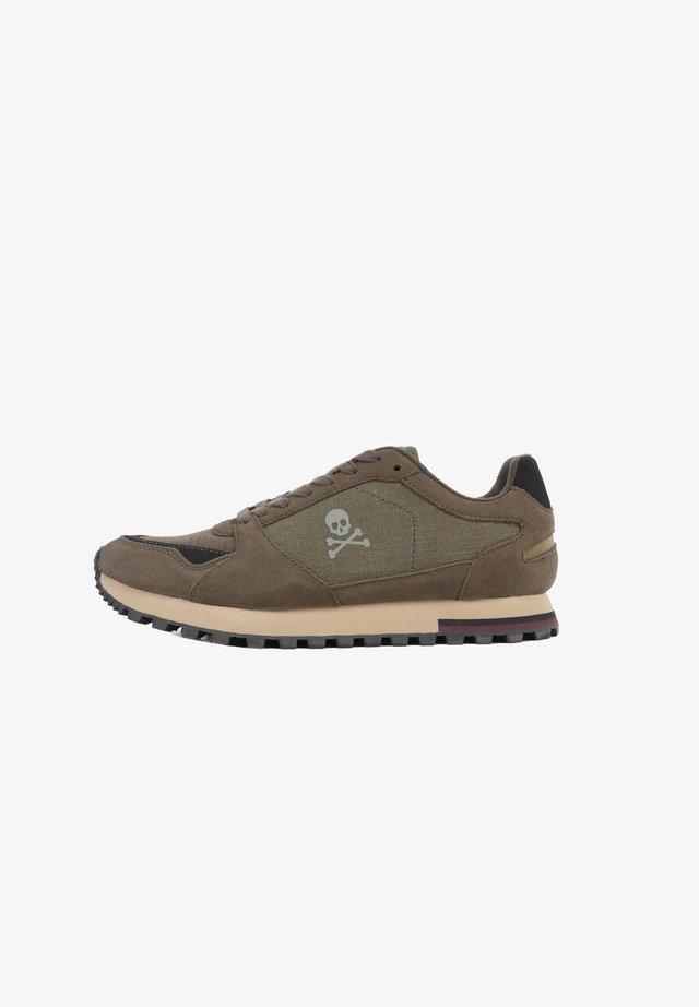 MARSHALL - Sneakers laag - khaki