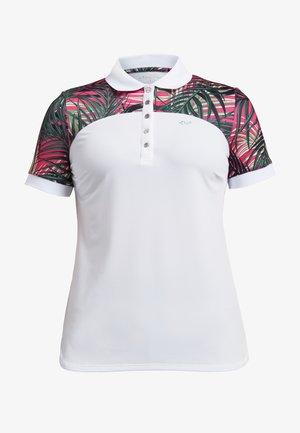 ELEMENT BLOCK  - Polo shirt - palm fuchsia