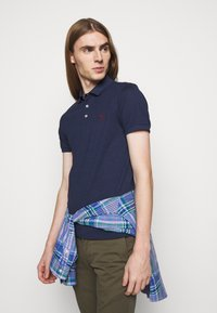 Polo Ralph Lauren - SLIM FIT - Polo - fresco blue heath - 3