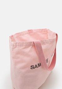 Samsøe Samsøe - FRINKA SHOPPER - Shoppingväska - powder pink - 2