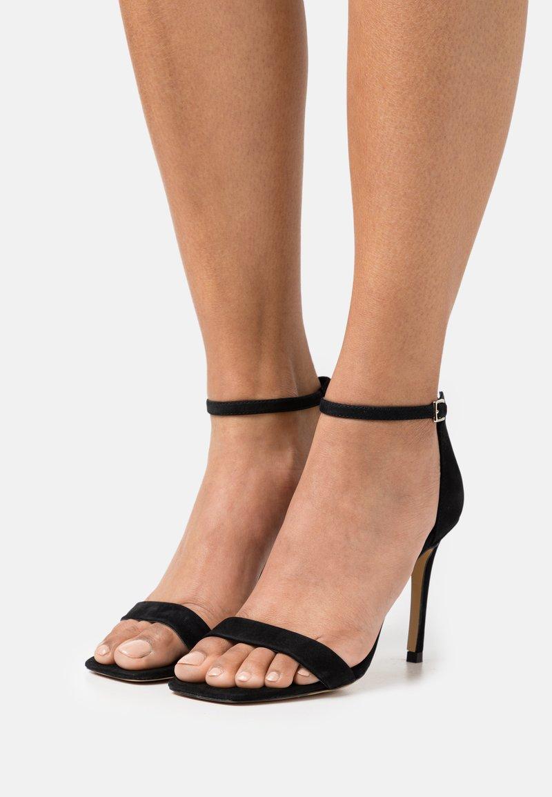 ALDO - AFENDAVEN - Sandals - black