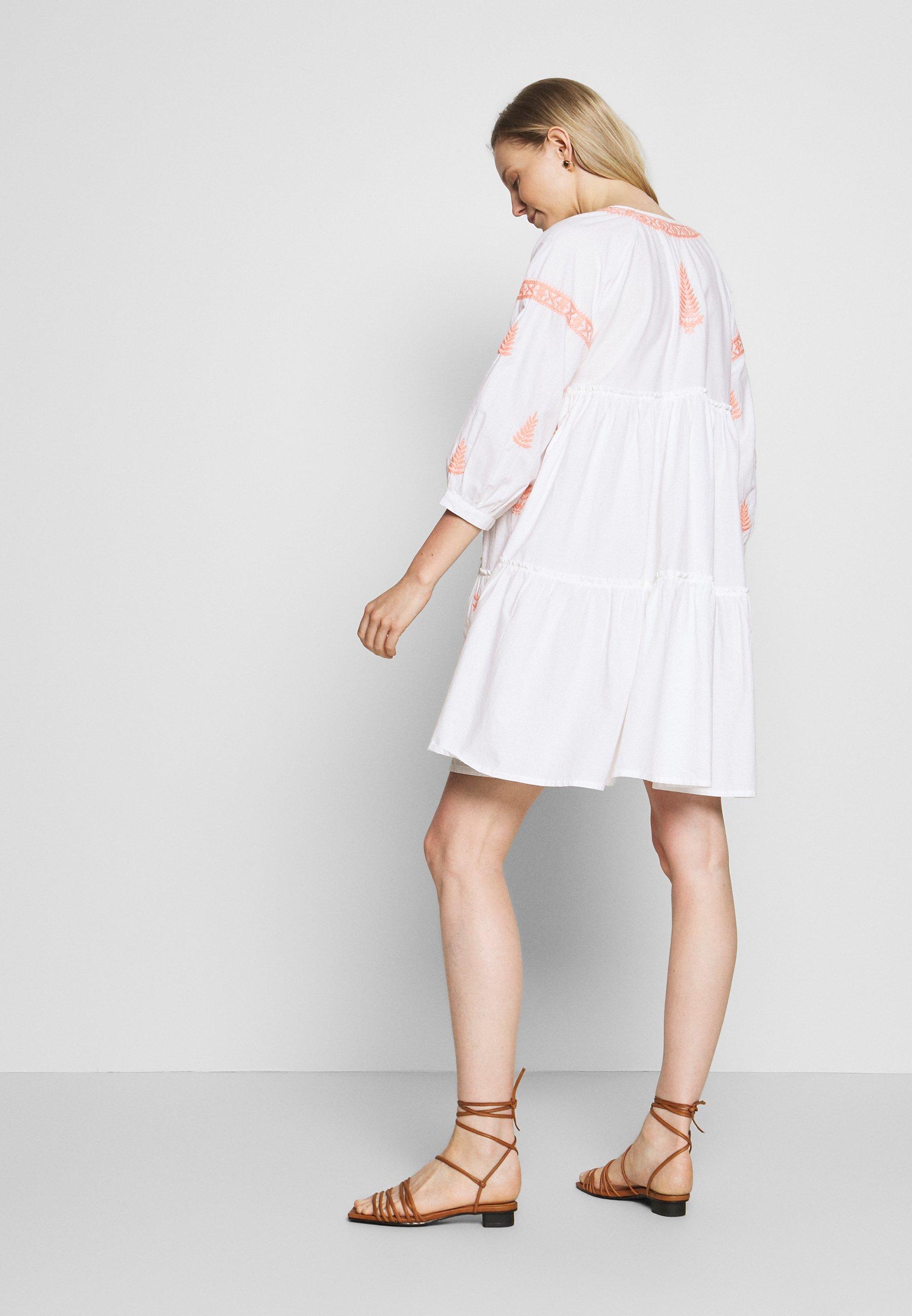 The Cheapest Women's Clothing By Malina MIMI DRESS Day dress peach blush eruNsmKFK