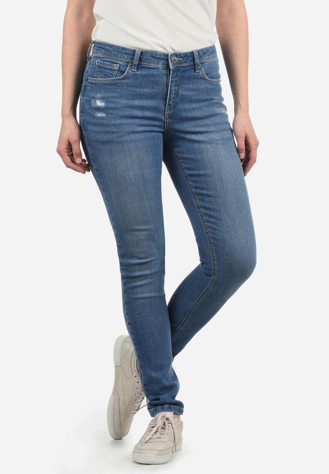 ADRIANA - Jeans Skinny Fit - light blue