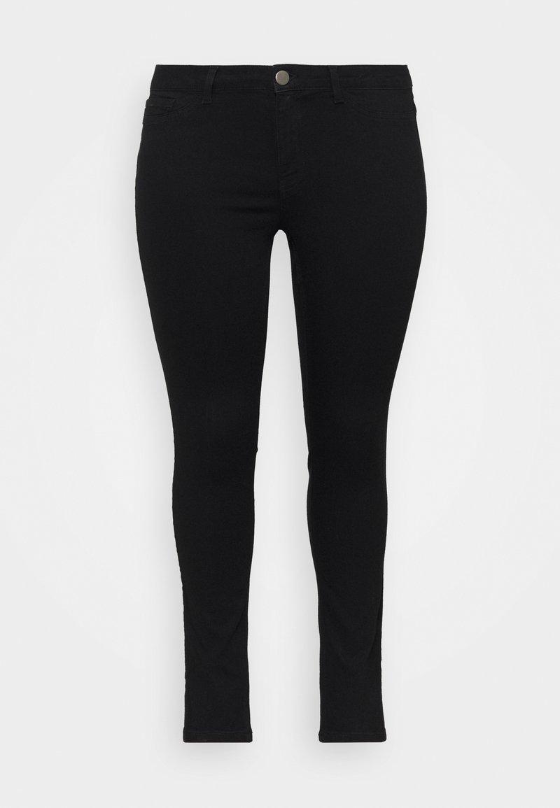 JUNAROSE - by VERO MODA - JRFOURQUEENNORA - Slim fit jeans - black
