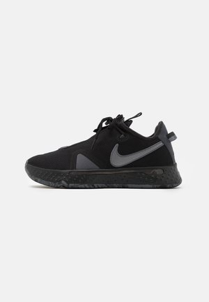 PG 4 - Indoorskor - black/metallic dark grey/black/cool grey/anthracite