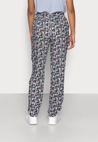 ONLY Petite - ONLRIA PANTS PETITE - Pantalones - black - 2