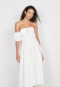 True Violet - FRILL FIT  - Day dress - off-white - 3