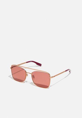 UNISEX - Sunglasses - orange/red