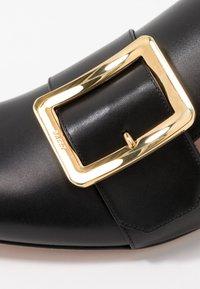 Bally - JANELLE - Pantolette flach - black - 2