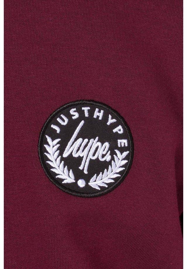 CREST - Sweatshirts - burgundy