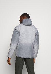 adidas Performance - WINDWEAVE INS - Training jacket - grey - 2