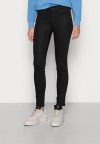 Wrangler - Jeans Skinny Fit - future black - 0