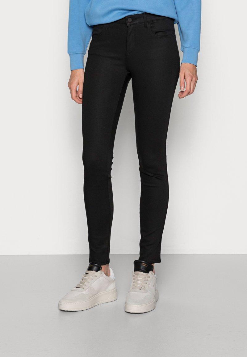 Wrangler - Jeans Skinny Fit - future black