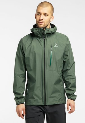 JACKET MEN - Hardshell jacket - fjell green