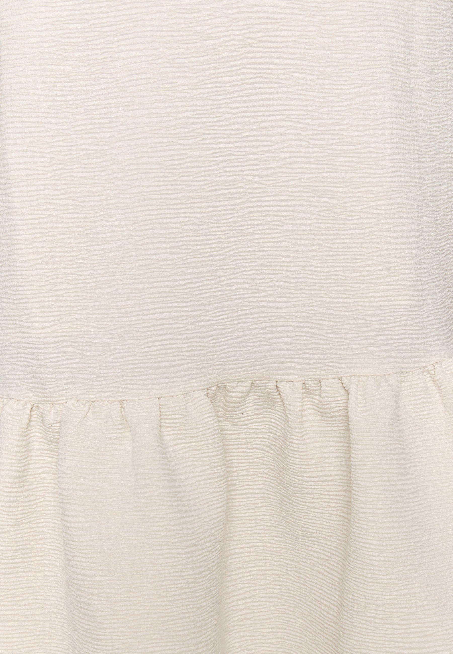 Samsøe Samsøe JUDITH SHORT DRESS - Robe d'été - warm white