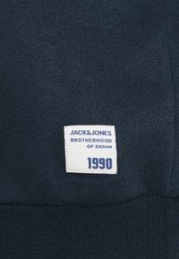 Jack & Jones - JOR30HISTORY HOOD - Hoodie - navy blazer - 2