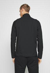 Nike Performance - DRY TEAM - Giacca sportiva - black/black - 2