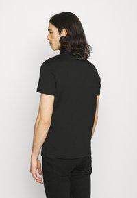 Diesel - T-DIEGO-LAB UNISEX - Print T-shirt - black - 2