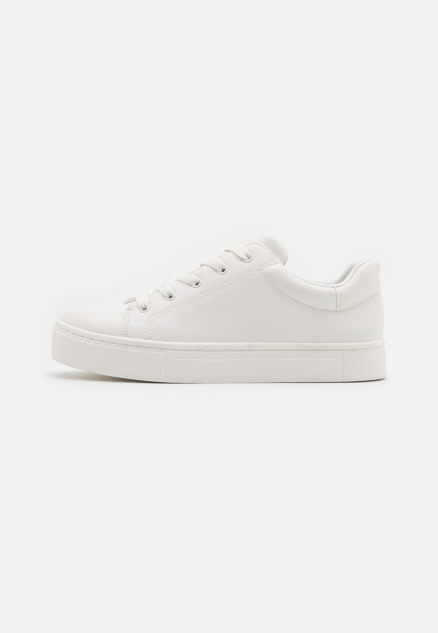 VEGAN SAMIA SHOE - Sneakers laag - white light