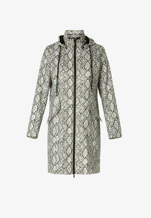 SUMMER - Waterproof jacket - black multi colour