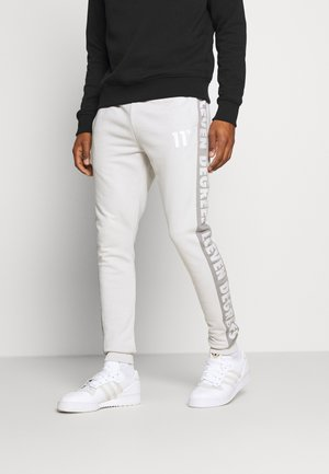 RADAR - Tracksuit bottoms - vapour grey