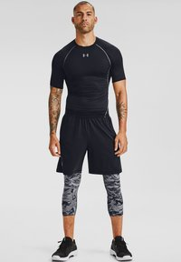 Under Armour - UA HG 3/4 PRINT  - Base layer - black - 0