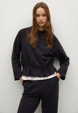 PAPIER - Sweatshirt - noir
