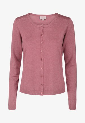 NEW LAURA - Cardigan - pink lemonade