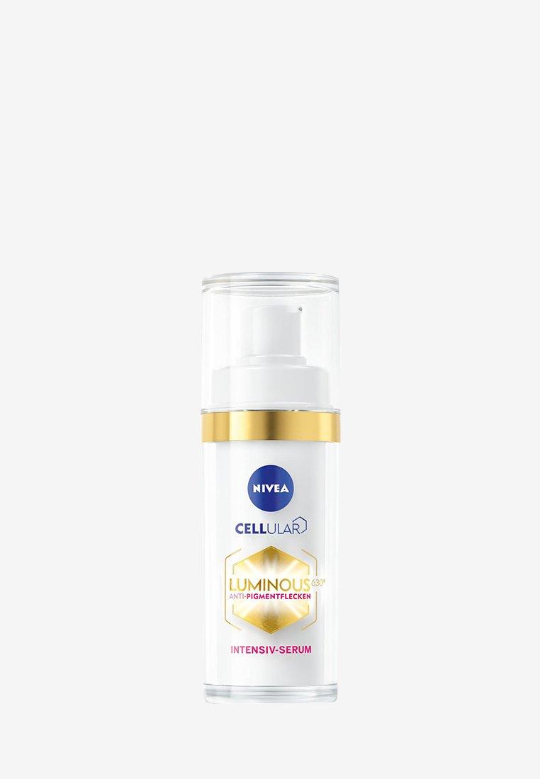 Nivea - CELLULAR LUMINOUS630 ANTI-PIGMENT INTENSIVE SERUM - Serum - -